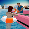 Lifeguard Beach Rescue Duty: Boat Rescue Team APK