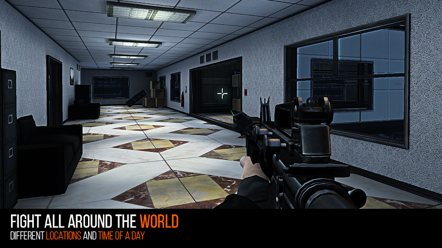 Modern Strike Online - Screenshot