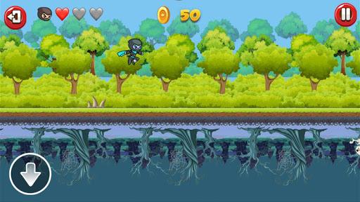 Ninja Run Up and Down apkmind screenshots 5