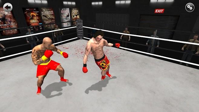Kickboxing Road To Champion P v3.1 + Mod