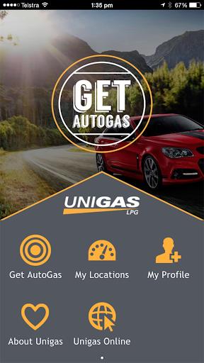Get Gas by Unigas