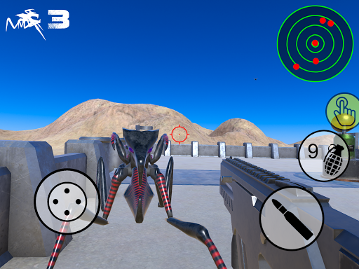 Attack Of The Alien Bugs  {cheat|hack|gameplay|apk mod|resources generator} 4