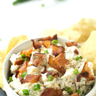 6-Ingredient Gouda Bacon Ranch Dip