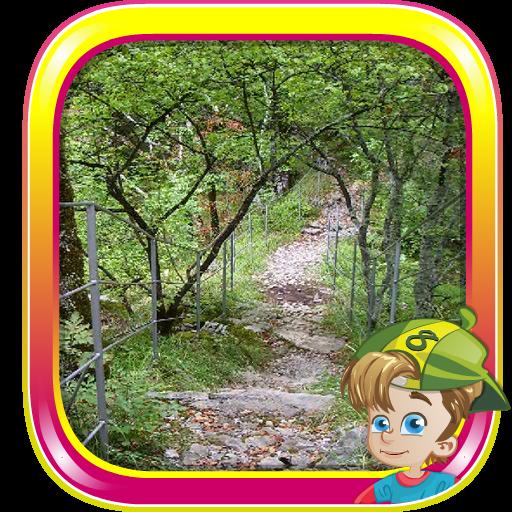 解谜のシュコツィアン洞窟群からの脱出 LOGO-記事Game