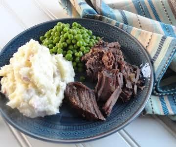 MOTHER'S ROAST BEEF RECIPE (SALLYE)