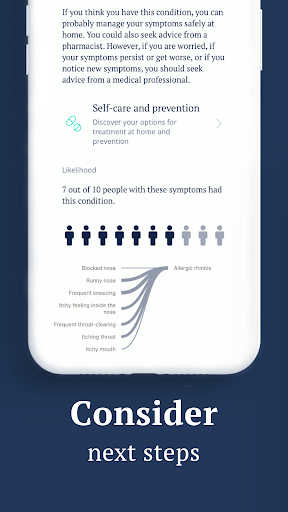 Ada – your health companion screenshot 4