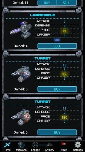 Project Galaxia screenshot 3