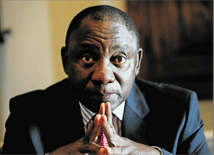 President Cyril Ramaphosa has postponed his trip to the DRC for health reasons