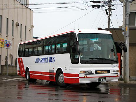 網走バス「女満別空港連絡バス」 ・461
