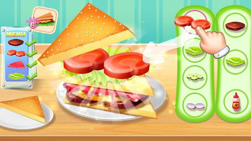 ud83eudd6aud83eudd6aMy Cooking Story - Deli Sandwich Master 2.3.5009 screenshots 12