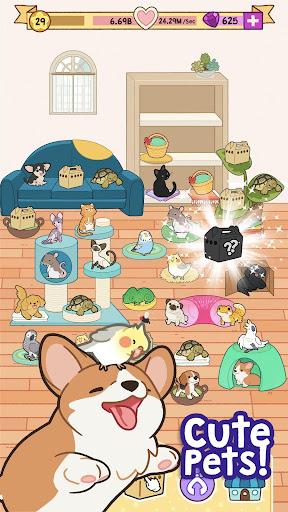 Merge Meadow - Cute Animal Collector! 6.4.0 screenshots 4
