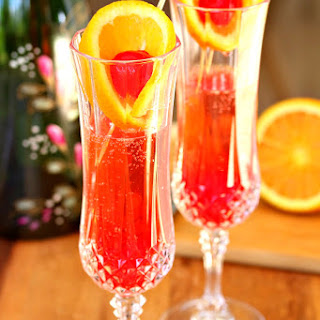 Champagne Fruit Syrup Recipes