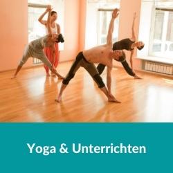 100 h Yogaübungsleiter Yoga