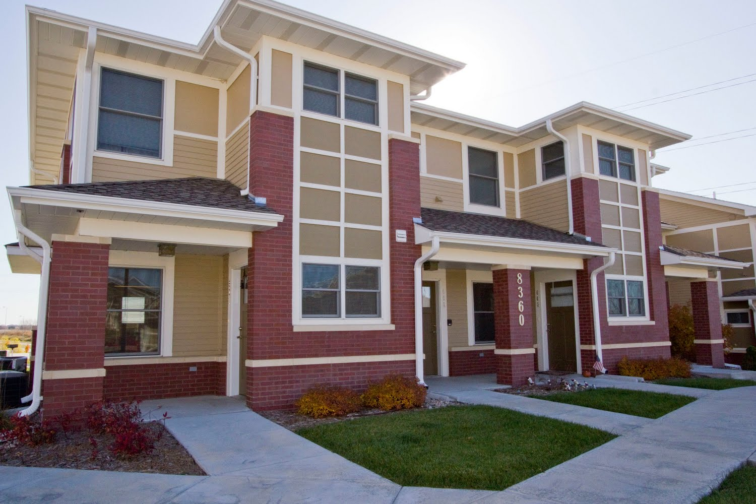 Prairie Crossing Apartments & Townhomes in Lincoln NE