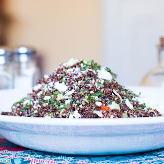 """Quinoa """"Antipasto"""" Salad."""