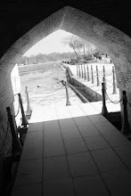 Photo: Po tiltu.  Under the bridge.