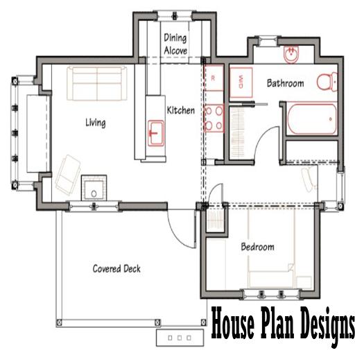 house plan designs screenshot