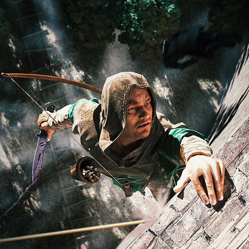 Ninja Samurai Assassin Hero IV Medieval Thief file APK for Gaming PC/PS3/PS4 Smart TV