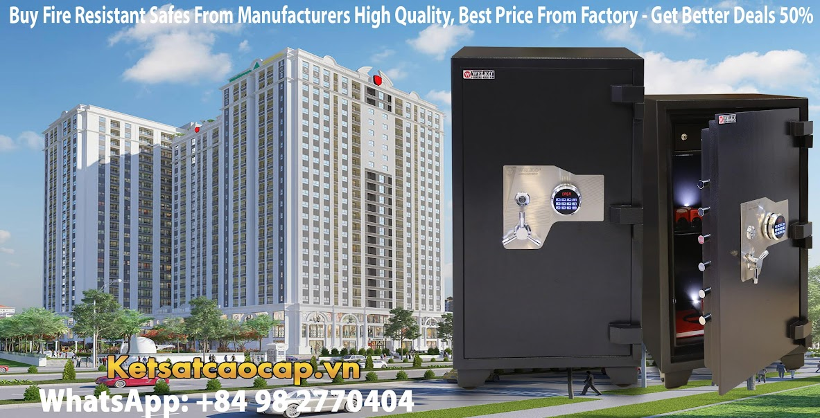 Fire Resistant safes factory and suppliers - wholesale cheap best