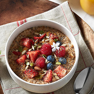 Oatmeal Porridge Healthy Recipes