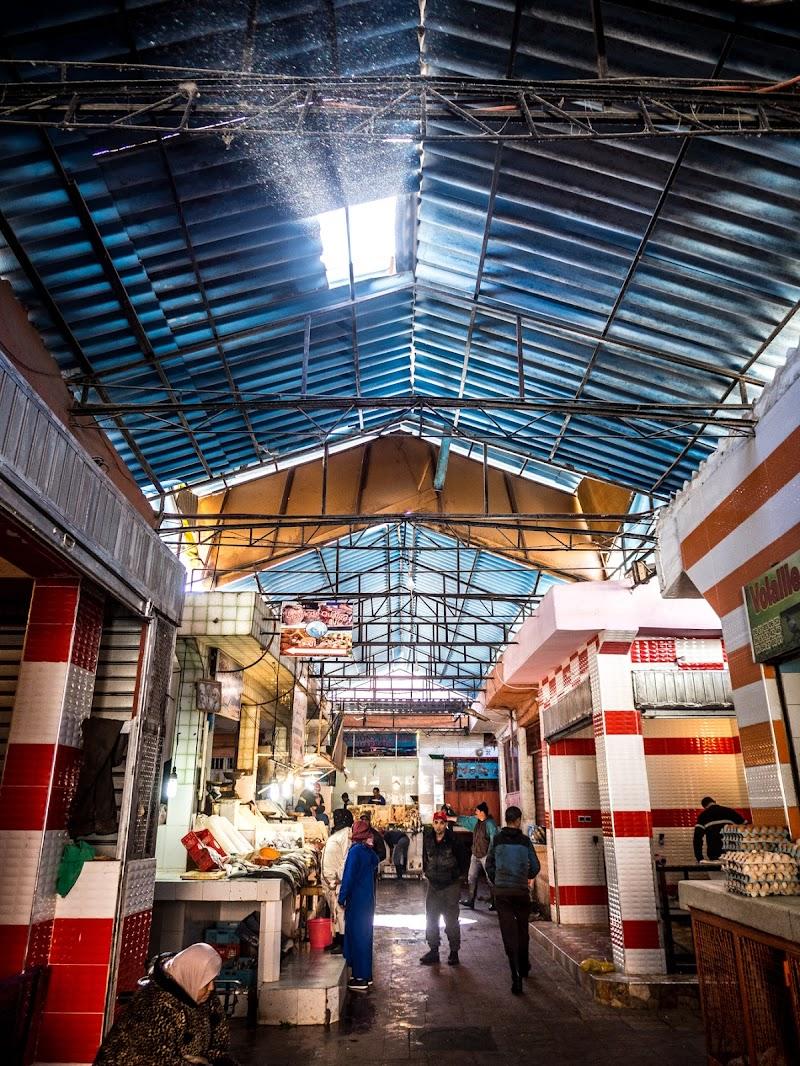 Al mercato di anija