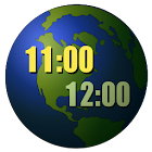 World Clock Widget 2019 Pro icon