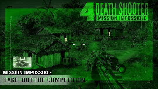 Death Shooter 4: Mission Impossible Mod Apk (Unlimited Money) 4