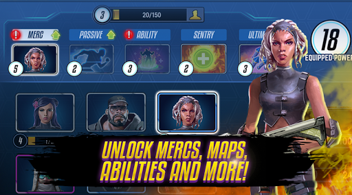 Mayhem - PvP Multiplayer Arena Shooter 1.26.0 screenshots 3