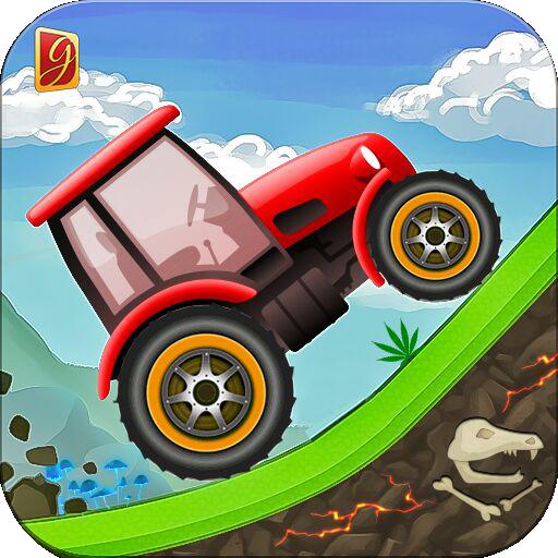Mountain Hill Climb Car Racing Games (game)
