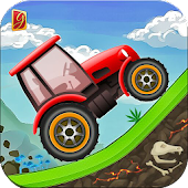 Mountain Hill Climb Car Racing Games