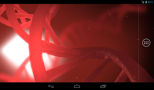 Double Helix Live Wallpaper v1.0.0