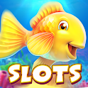 Gold Fish Casino Slots - Free Slot Machine Games icon