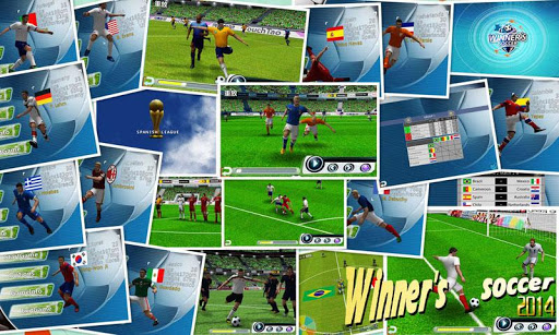 Winner Soccer Evolution 1.8.3 screenshots 1