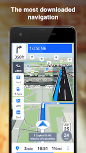 Sygic GPS Navigation MOD APK [Premium Features Unlocked] 18.7.13 1