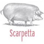 Logo for Scarpetta