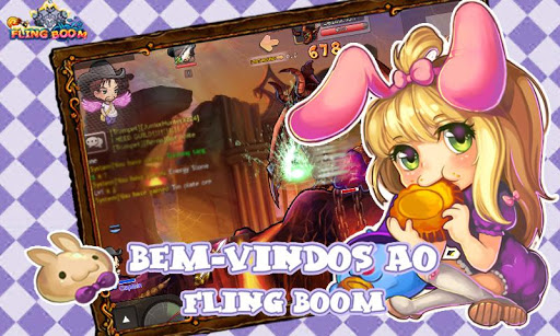 Fling Boom screenshot