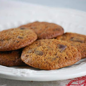 Chocolate-Orange Cookies