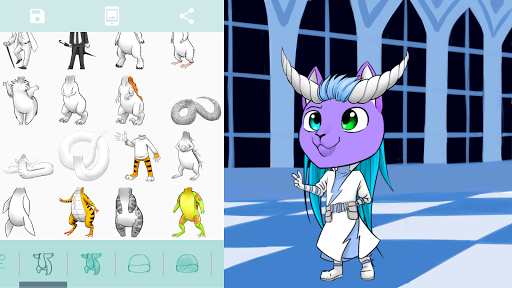 Avatar Maker: Fantasy Chibi screenshot 16