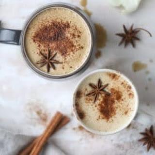 Coconut Chai Power Coffee.