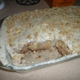 Banana Sheet Cake with Banana Frosting