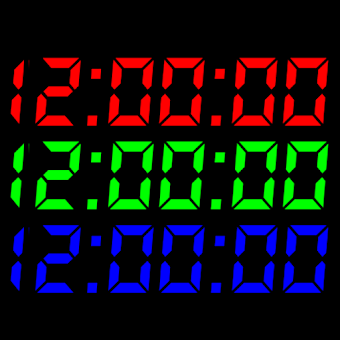 Mod Hacked APK Download Battery Saving Digital Clocks Live