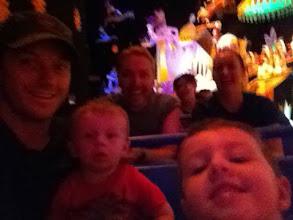 Photo: Blurry Family & Benton Small World