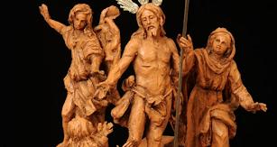 El Señor de la Vida ya está en Almería y será bendecido el próximo sábado.