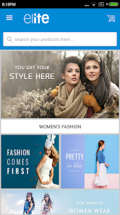 EMC Fashion App- screenshot thumbnail