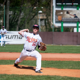 Are you ready ? by Vladimir Gergel - Sports & Fitness Baseball