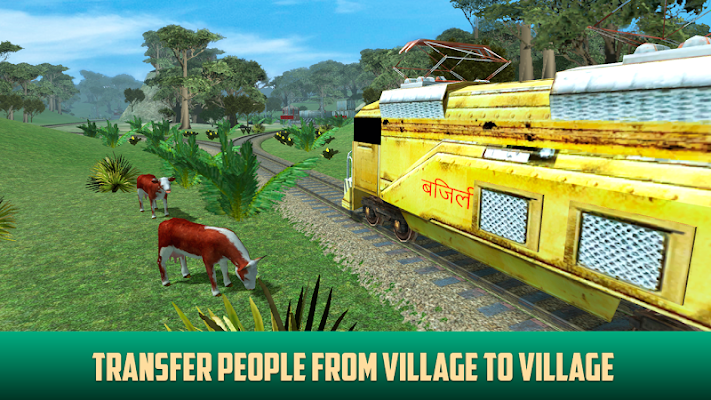 Indian Railway Train Simulator - screenshot