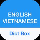 Vietnamese Dictionary & Translator - Dict Box icon