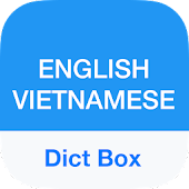 Vietnamese Dictionary & Translator - Dict Box