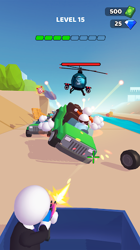 Rage Road 1.1.2 screenshots 2