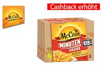 Angebot für 2 für 1 McCain Minuten Frites Classic im Supermarkt